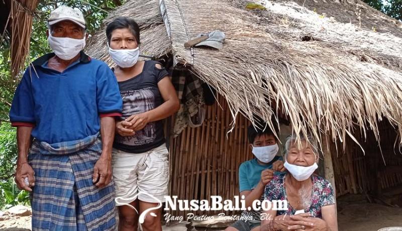 www.nusabali.com-lahan-dijual-untuk-ngaben-terpaksa-tinggal-di-gubuk-reot-kawasan-hutan
