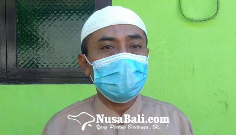www.nusabali.com-sambut-tahun-baru-islam-kampung-islam-kepaon-lantunkan-ayat-suci