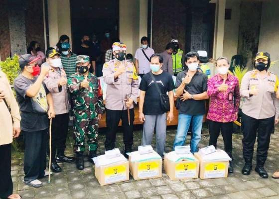 Nusabali.com - polres-badung-salurkan-sembako-untuk-warga-penyandang-disabilitas
