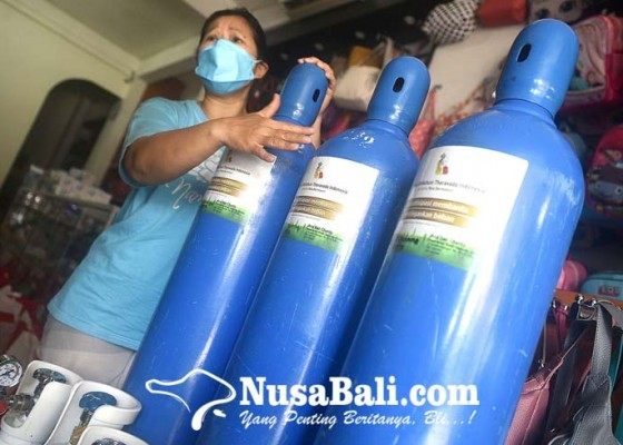 Nusabali.com - gerakan-bantu-oksigen-untuk-pasien-covid-19