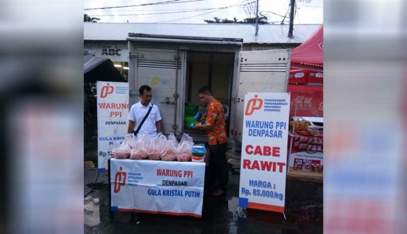 www.nusabali.com-cabai-mahal-disperindag-bali-gelar-pasar-murah