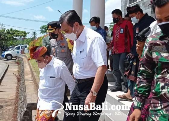 Nusabali.com - menkomarves-luhut-tinjau-isoter-asrama-undiksha-jinengdalem