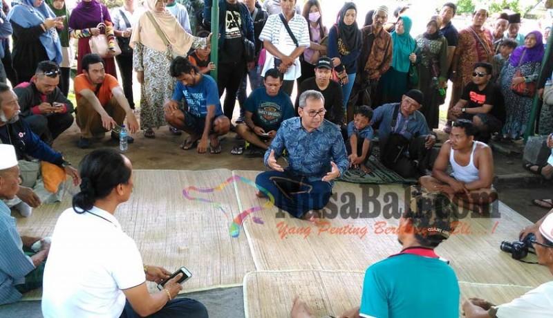 www.nusabali.com-walikota-makassar-kunjungi-korban-penggusuran-kampung-bugis
