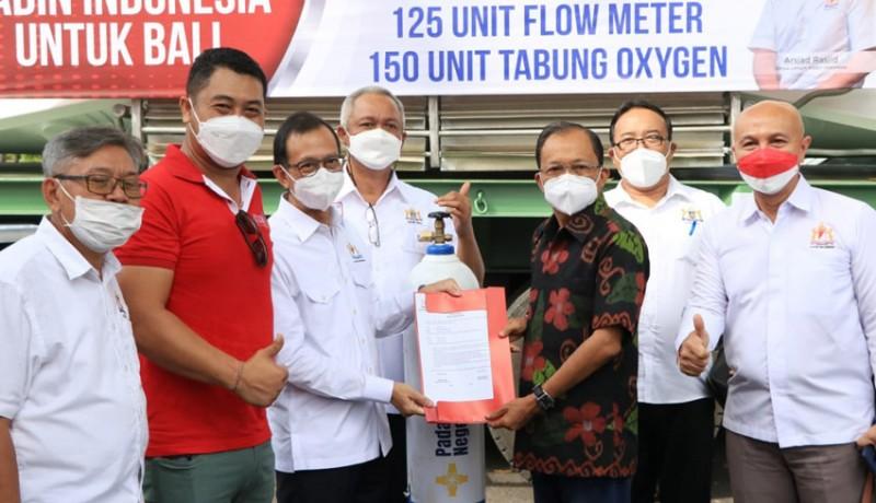 www.nusabali.com-pemprov-bali-dapat-bantuan-41-ton-oksigen-dari-kadin