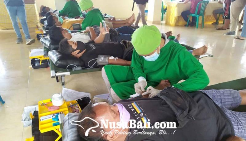 www.nusabali.com-golkar-gianyar-badung-gelar-donor-darah-berhadiah-sembako