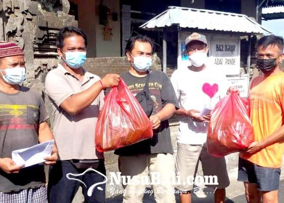 Nusabali.com - dari-pilah-sampah-bantu-sektor-pertanian-dan-bagikan-nasi-bungkus