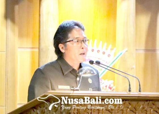 Nusabali.com - program-santunan-tetap-masuk-rancangan-apbd-2022