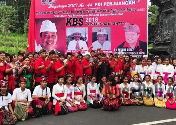 Nusabali.com - kbs-kebut-sosialisasi-di-hut-pdip