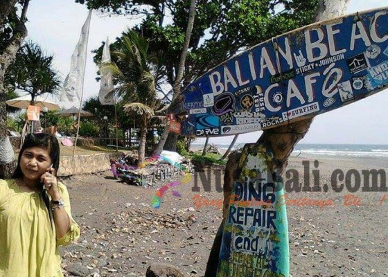 Nusabali.com - turis-australia-diduga-tergigit-hiu-saat-surfing-di-pantai-balian