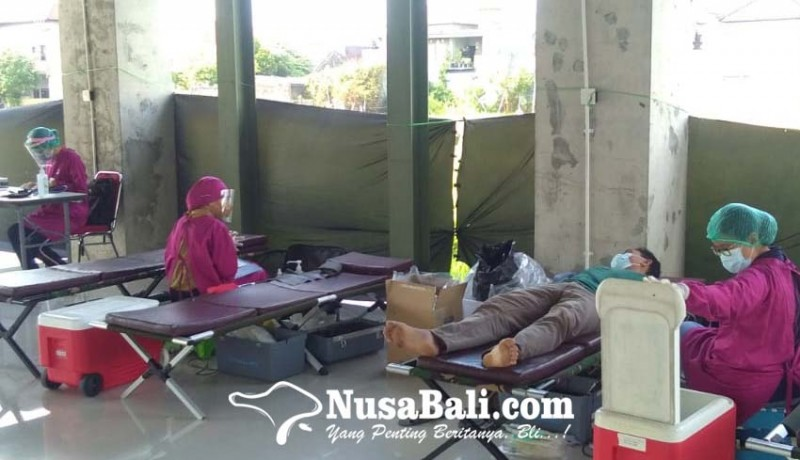 www.nusabali.com-donor-darah-di-rumah-kakek-ajak-pemuda-peduli-kemanusiaan