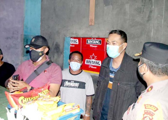 Nusabali.com - kapolres-badung-pimpin-patroli-gabungan-ppkm-level-4
