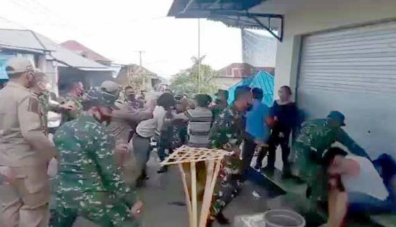 www.nusabali.com-ricuh-swab-di-sidetapa-dandim-buleleng-dipukul