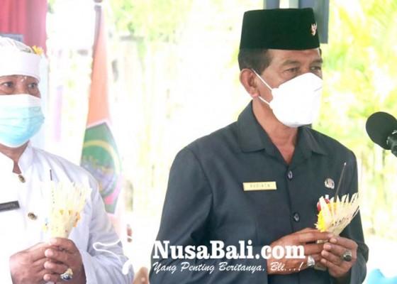 Nusabali.com - budiasa-resmi-jabat-sekda-jembrana