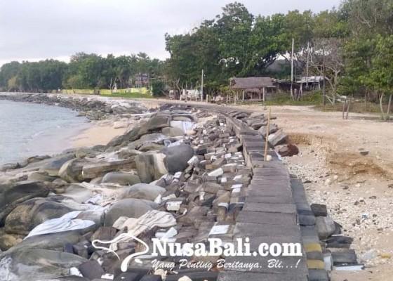 Nusabali.com - bws-bali-penida-rancang-pengerjaan-pesisir-nusa-dua