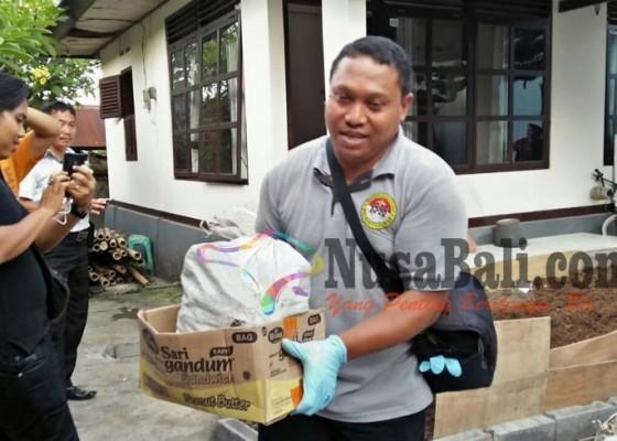 Nusabali.com - buruh-temukan-tengkorak-di-pekarangan-rumah