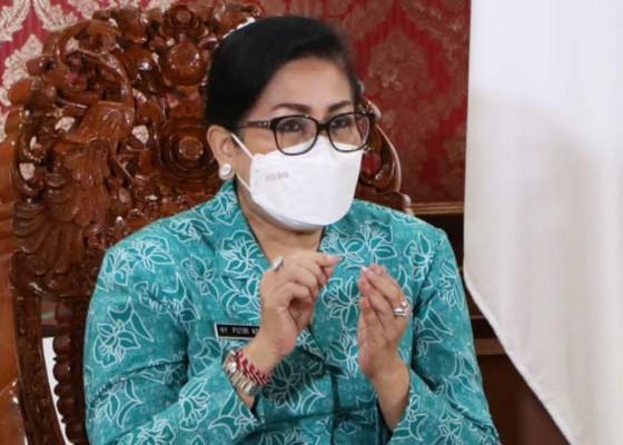 Nusabali.com - putri-koster-dorong-akselerasi-vaksinasi-covid-19-untuk-difabel