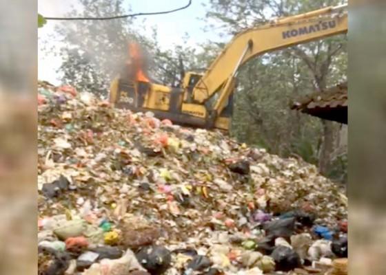 Nusabali.com - layanan-sampah-ke-tpa-mandung-ditutup