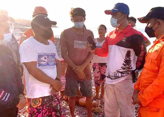 Nusabali.com - sempat-berenang-turis-slovenia-dan-pemandunya-diselamatkan-nelayan