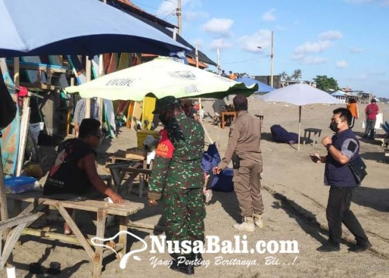Nusabali.com - ppkm-diperpanjang-imigrasi-razia-wna-di-kuta-utara