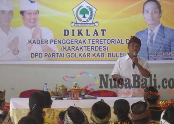 Nusabali.com - isi-kampanye-sukrawan-panaskan-mesin-golkar