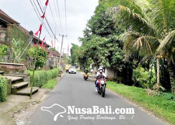 Nusabali.com - ruas-jalan-tamanbali-guliang-kangin-akan-dilebarkan