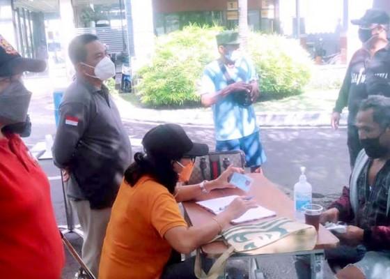 Nusabali.com - 6321-warga-terjaring-selama-sidak-masker-digelar