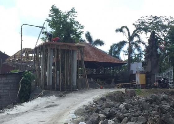 Nusabali.com - desa-adat-kerobokan-bangun-krematorium