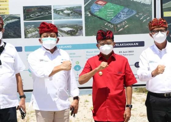 Nusabali.com - gubernur-koster-minta-desain-pelabuhan-benoa-pakai-ornamen-bali