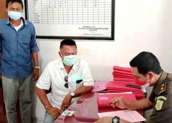 Nusabali.com - berkas-lengkap-tersangka-kasus-pencurian-alat-berat-dilimpahkan