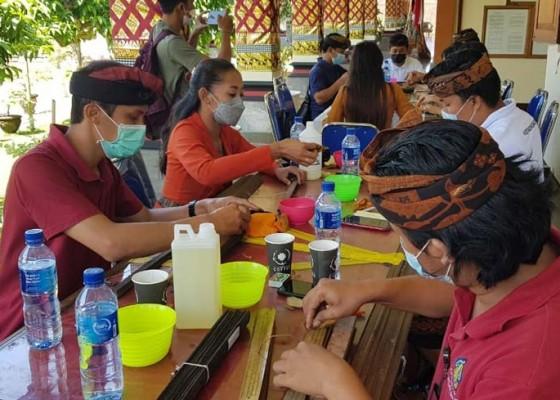Nusabali.com - lontar-museum-semarajaya-dikonservasi