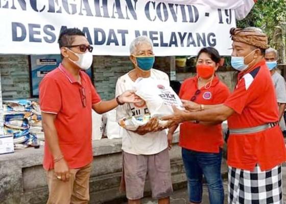 Nusabali.com - selama-pandemi-anggota-dprd-terus-berbagi