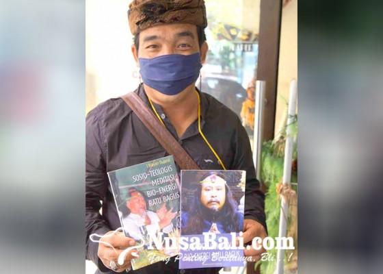 Nusabali.com - penekun-spiritual-menulis-dua-buku-tentang-ratu-bagus