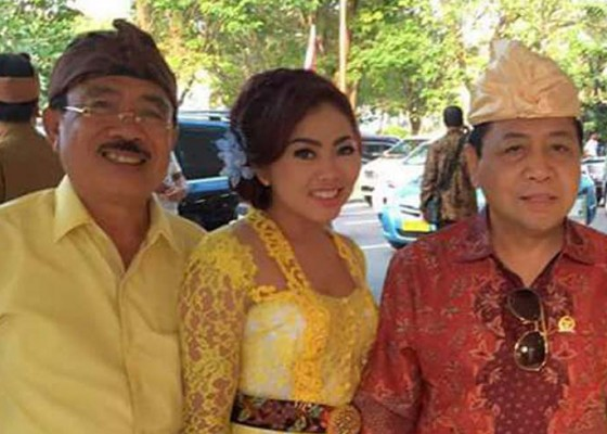 Nusabali.com - ayah-dan-anak-kompak-temui-basis-massa-jelang-pileg-2019