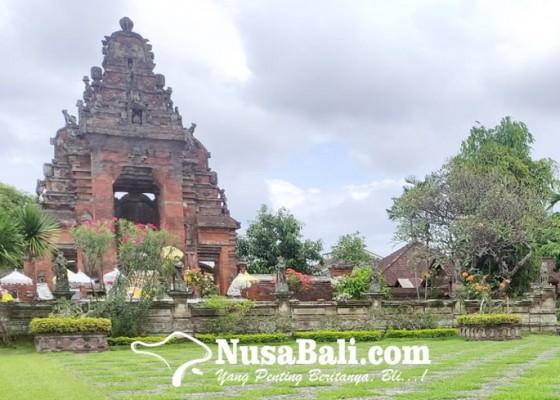 Nusabali.com - peserta-upacara-saraswati-di-klungkung-dibatasi