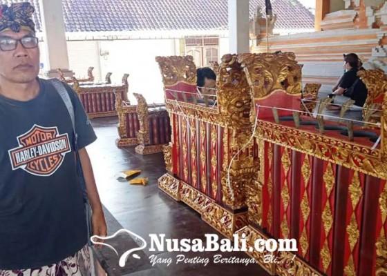 Nusabali.com - jaga-kualitas-suara-baga-kesenian-desa-adat-batuan-rawat-gambelan