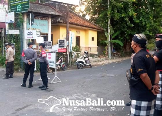 Nusabali.com - seluruh-pintu-masuk-pantai-disekat-saat-banyu-pinaruh