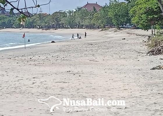 Nusabali.com - pantai-kuta-kembali-alami-abrasi