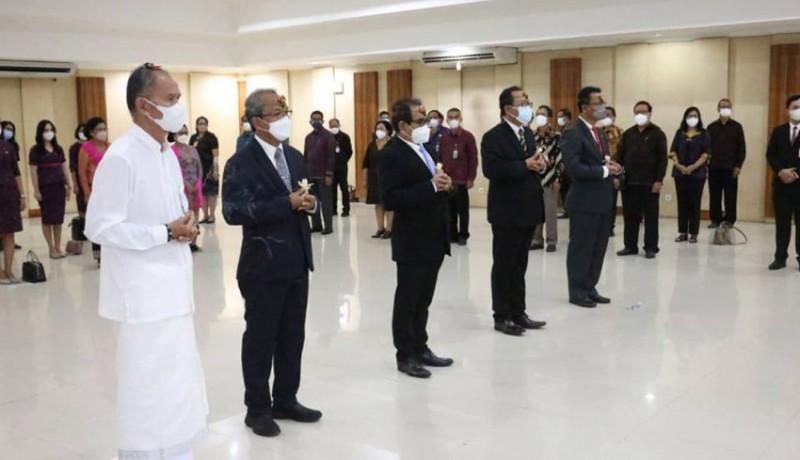 www.nusabali.com-empat-wakil-rektor-unud-dilantik