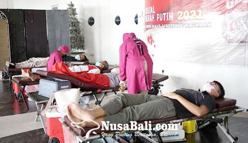 www.nusabali.com-club-motor-gelar-aksi-sosial-khitanan-massal-hingga-donor-darah