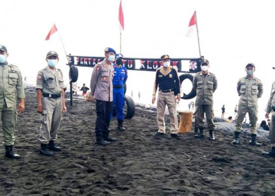 Nusabali.com - satgas-covid-19-awasi-perayaan-banyu-pinaruh