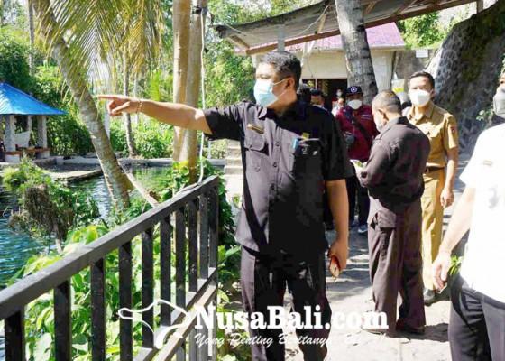 Nusabali.com - ketua-dewan-cek-lahan-perumda-yang-bermasalah