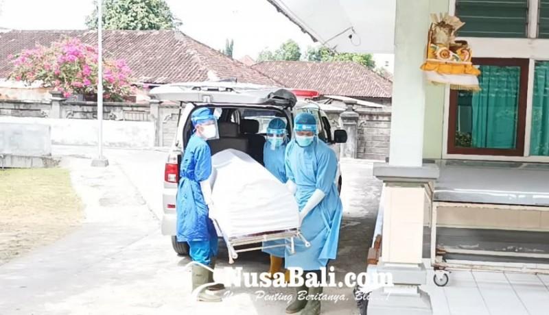 www.nusabali.com-pasien-covid-19-gantung-diri-di-rs