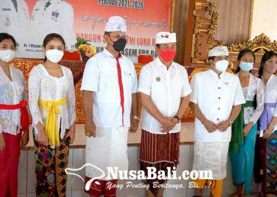 Nusabali.com - bupati-gede-dana-lepas-peserta-ksn