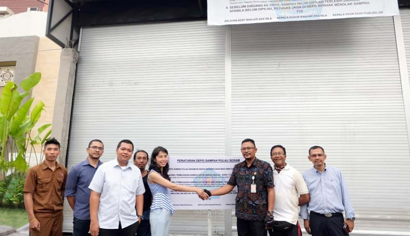 www.nusabali.com-level-21-dukung-clean-and-green-denpasar