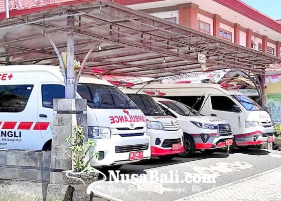 Nusabali.com - rsu-bangli-operasikan-ambulans-baru