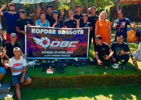 Nusabali.com - drone-bali-club-berawal-dari-7-penghobi-drone-kini-memiliki-203-anggota