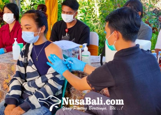 Nusabali.com - capaian-vaksinasi-di-buleleng-terendah-se-bali