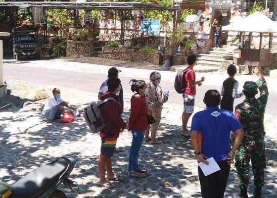 Nusabali.com - pulang-22-orang-datang-10-orang