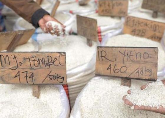 Nusabali.com - harga-semua-jenis-beras-naik