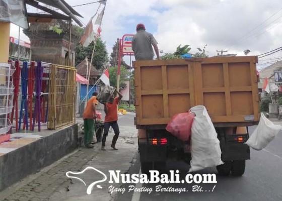 Nusabali.com - minim-armada-pengangkutan-sampah-terlambat